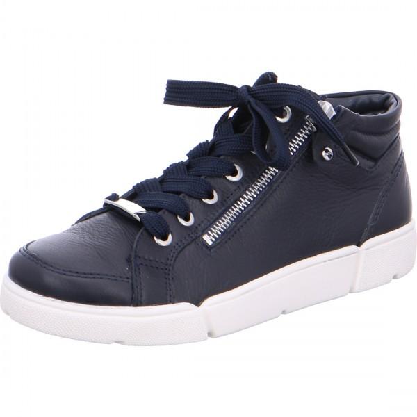 Hightop Sneaker Rom blau