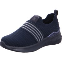 Damen Slipper Maya blau
