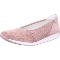 Damen Slipper Porto puder