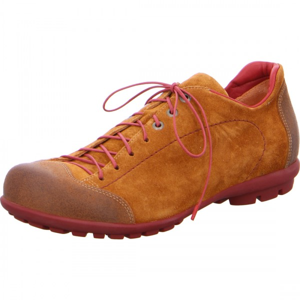 Lace-up Kong brown
