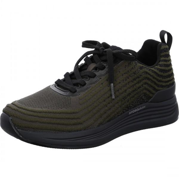 Sneaker Chicago oliv-schwarz