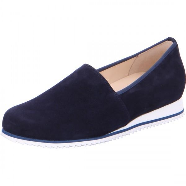 Slipper Piacenza blue