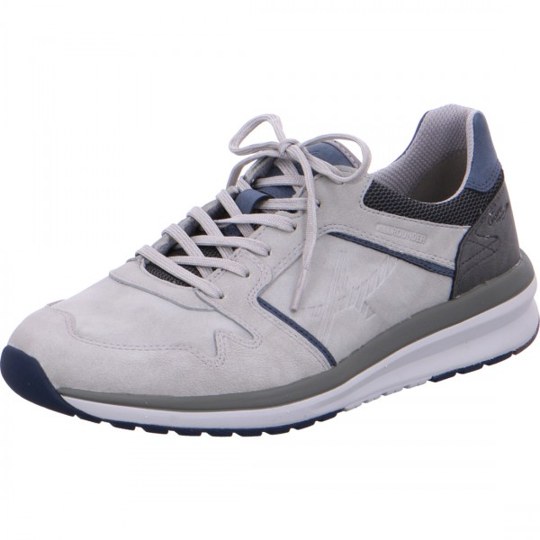 Allrounder lace-up El Paso light grey