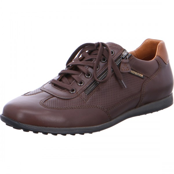 Mephisto lace-up Leon brown