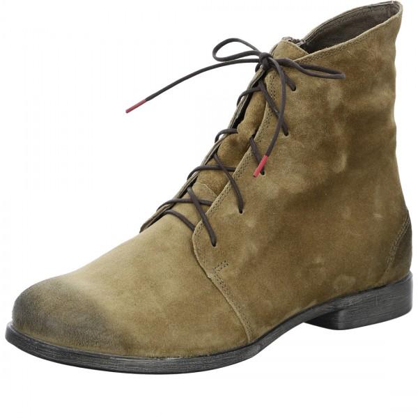 Ankle boot Agrat olive