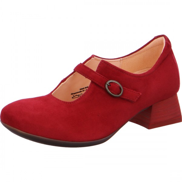 Court shoes Delicia rosso