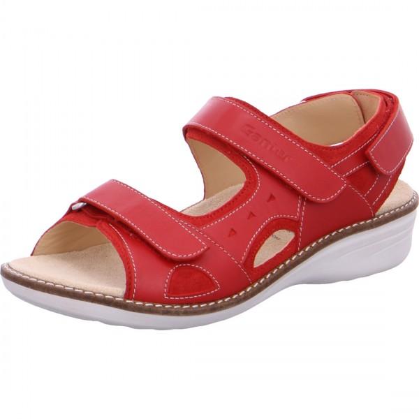 Sandalette Hera red