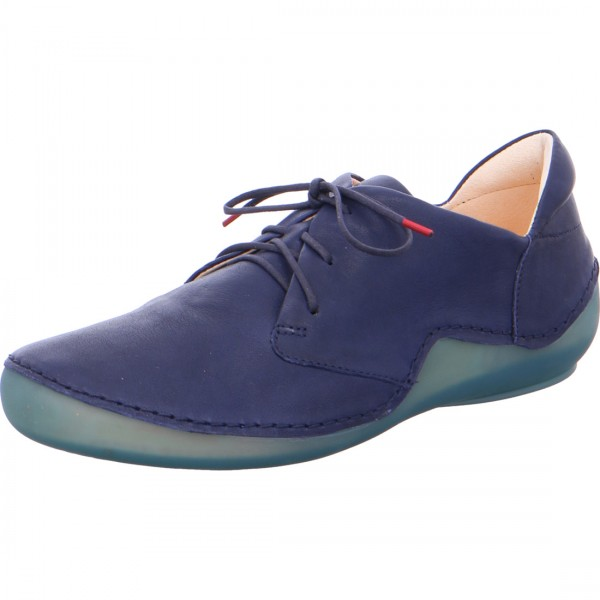 Lace-up Kapsl indigo