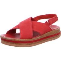 Sandale Zega rot