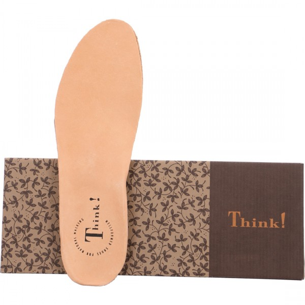 "Think insole ""Stone"