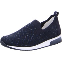 Damen Slipper Lissabon blau