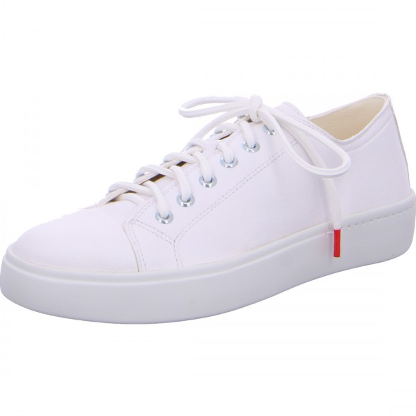 Lace-up Gring white