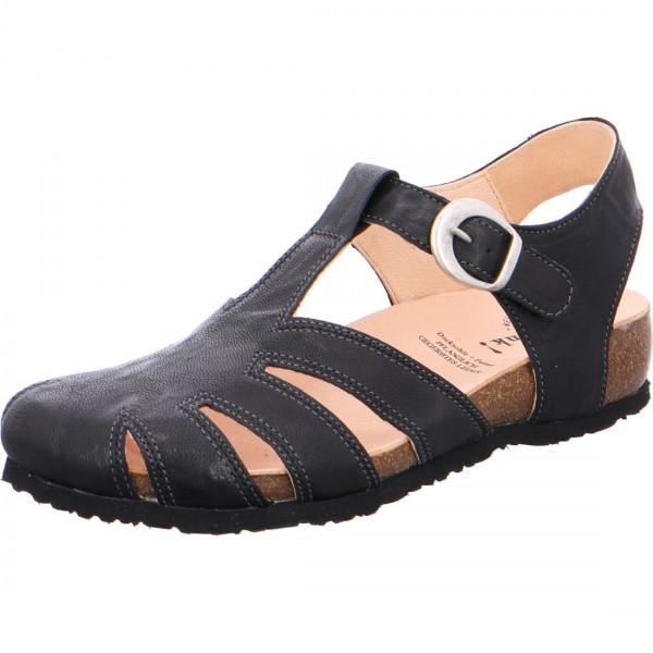 Sandale Julia schwarz