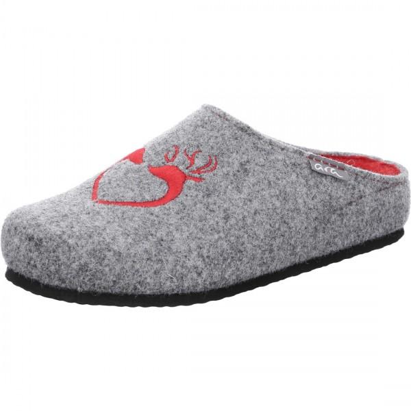 Slippers Cosy grey