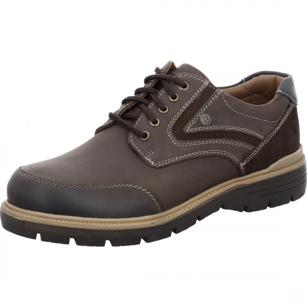 Chaussures lacets Alonso marron