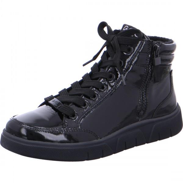 Hightop Sneaker Rom-Sport schwarz