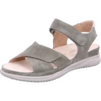Sandalette Breeze khaki-taupe