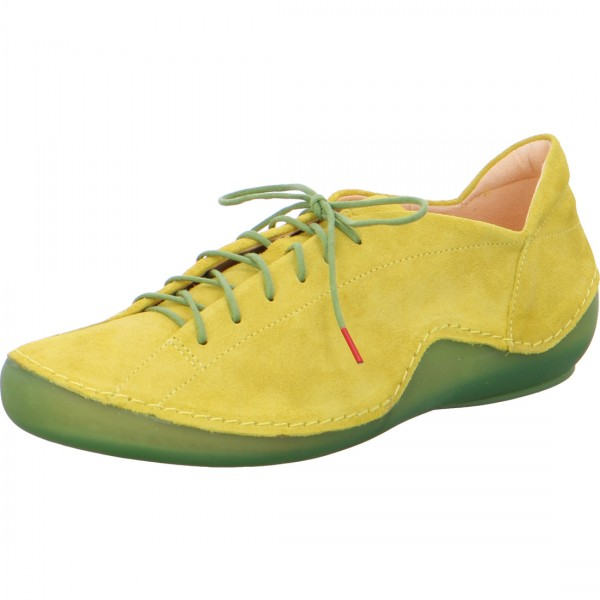 Lace-up Kapsl citro