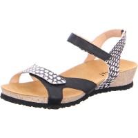 Sandale Dumia schwarz