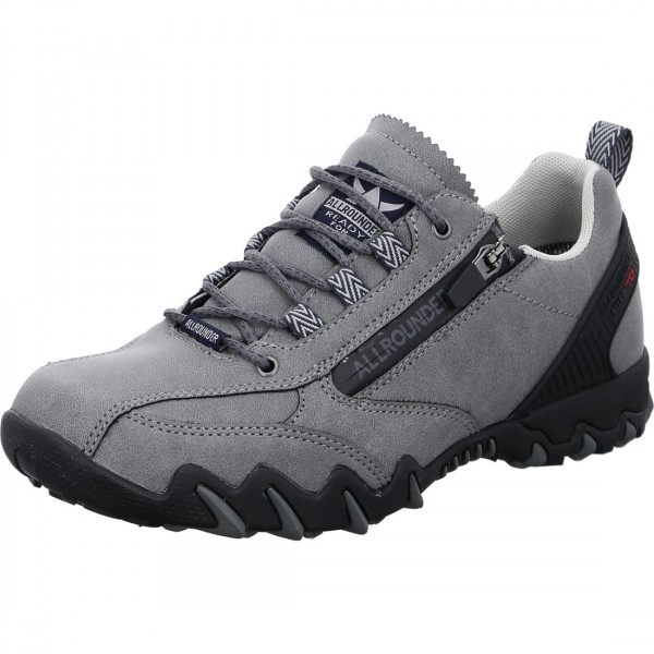 Allrounder chaussures Naila-Tex gris