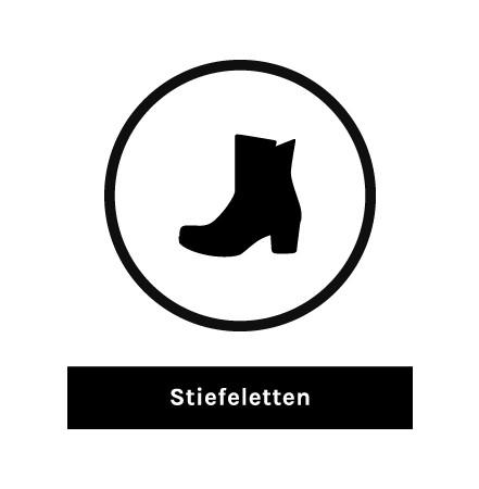 Stiefeletten Jirina von Think in schwarz | Deerberg