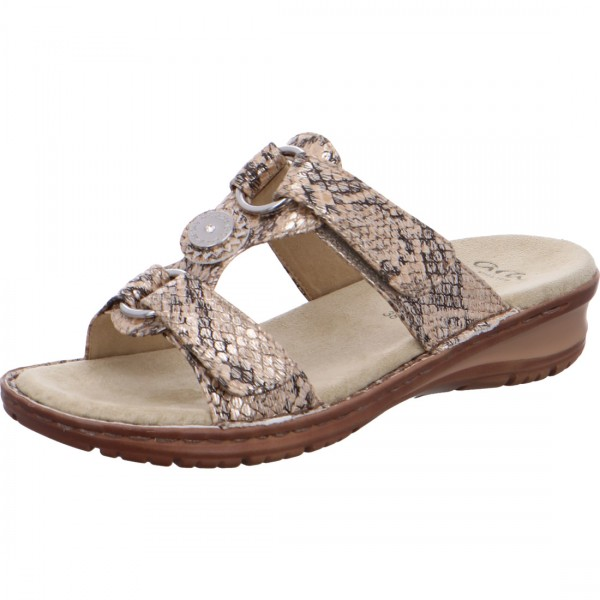 Mules Hawaii taupe