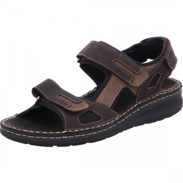 Sandale Hanno dunkel-braun