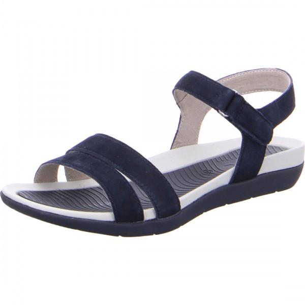 Nu-pieds Nepal bleu