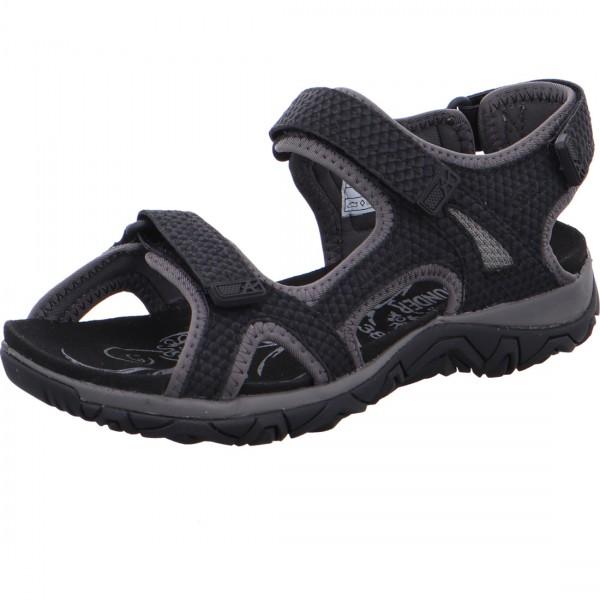 Allrounder sandal Larisa black
