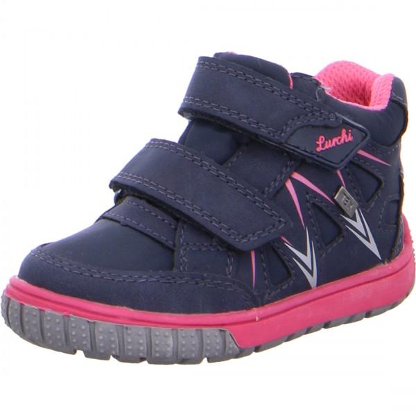 Mädchen Stiefelchen JORGE-TEX navy pink