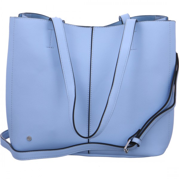 Damen Cityshopper Dallas blau
