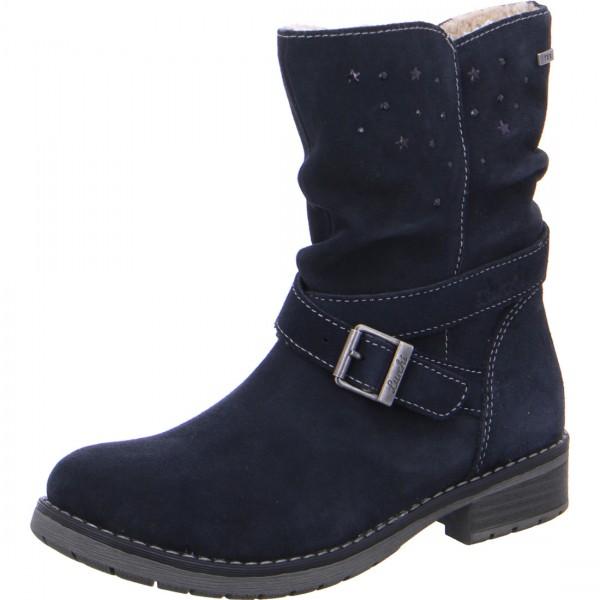 Winterstiefel Lolly-Tex blau