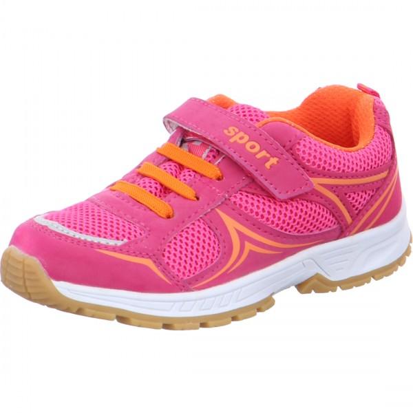 Mädchen Sneaker MILO pink