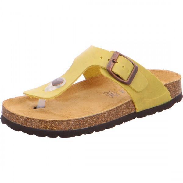 Pantolette Olina yellow
