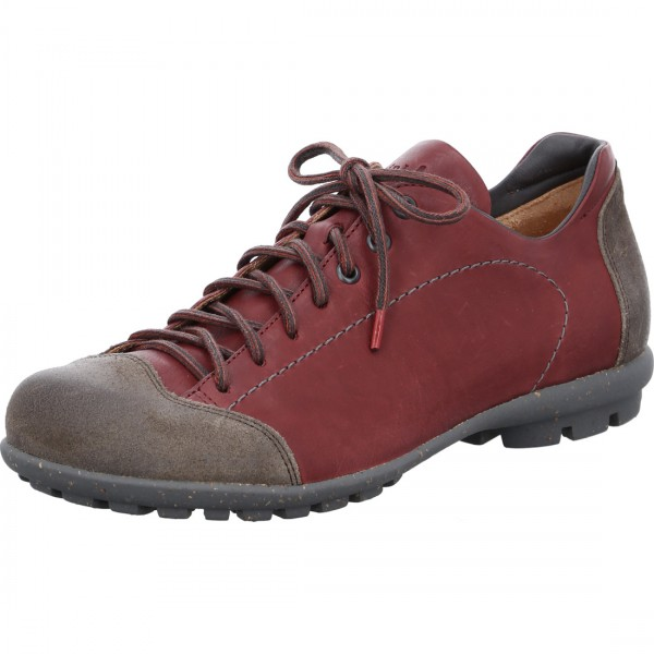Lace-up Kong red