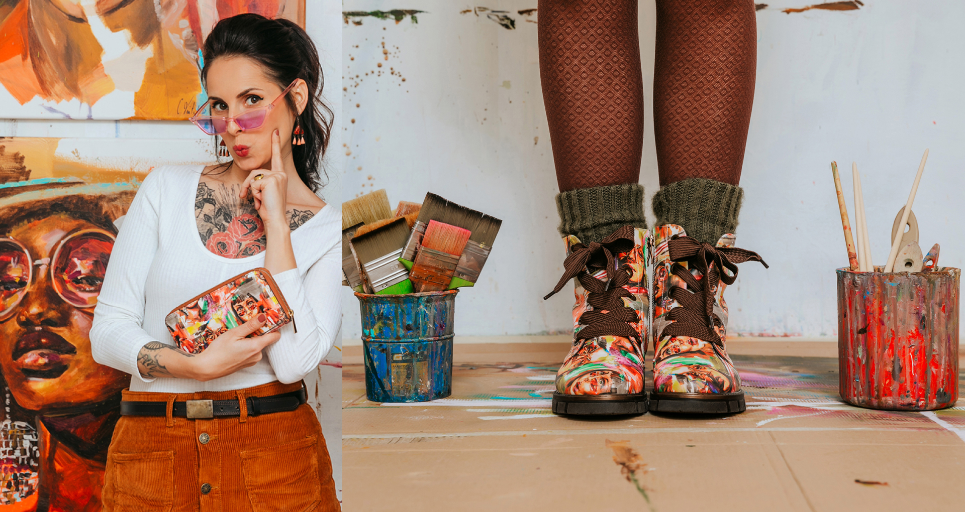 Artsy Boots