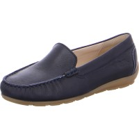 Damen Slipper Alabama blau