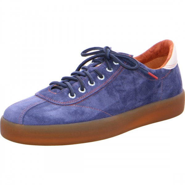 Lace-up Joeking indigo
