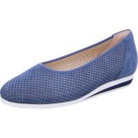 Slipper Sanremo blau