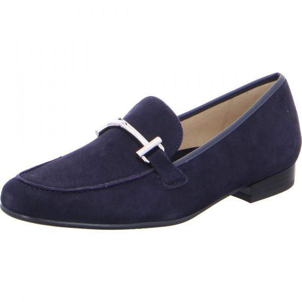 Damen Slipper Kent blau