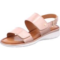 Damen Sandalette Kreta roségold