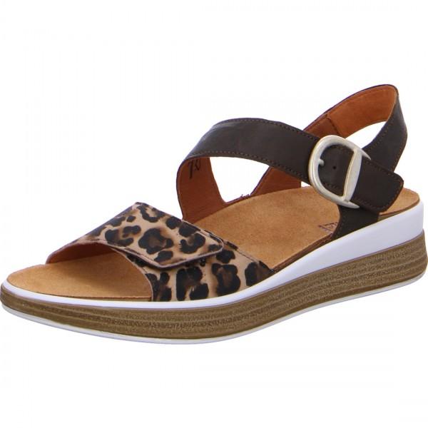 Sandale Meggie braun