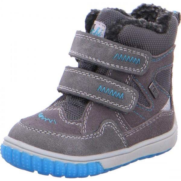 Stiefelchen Jaufen-Tex grey blue