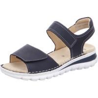 Damen Sandalette Tampa blau