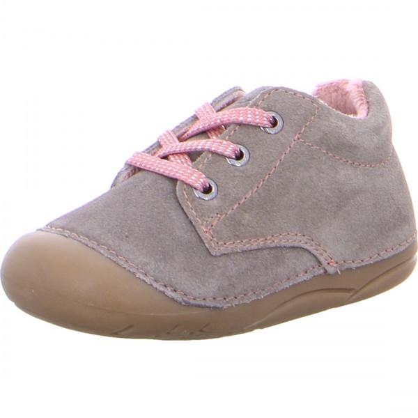Mädchen Lauflernschuh FLORI grau rosa
