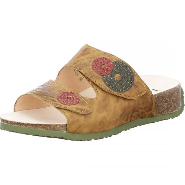 Sandaal Mizzi mostarda