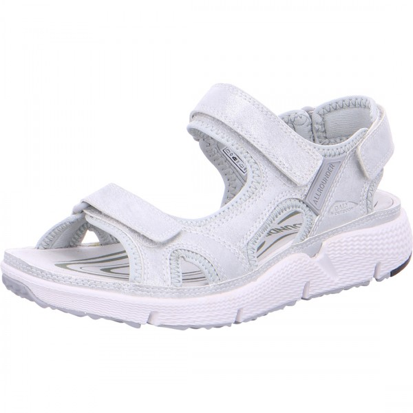 Allrounder sandal Its Me silver